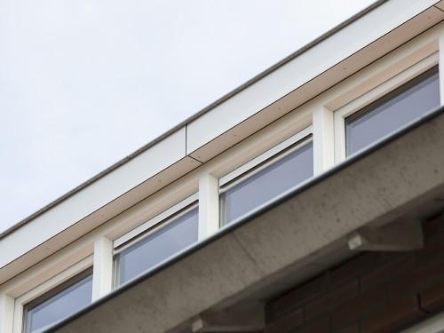 Renovatie van een dakkapel